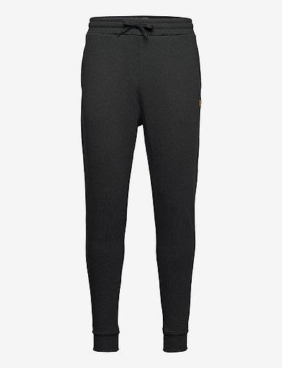 Skinny Sweatpant - vêtements - jet black