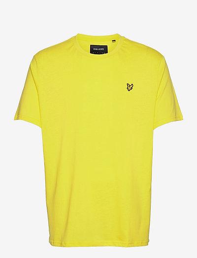Plain T-Shirt - podstawowe koszulki - buttercup yellow