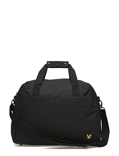 Oversized Holdall - TRUE BLACK