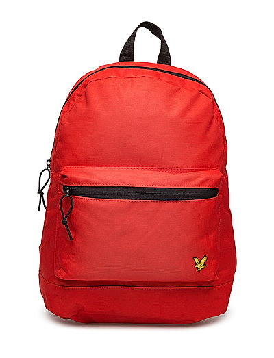 Core Backpack - TOMATO RED