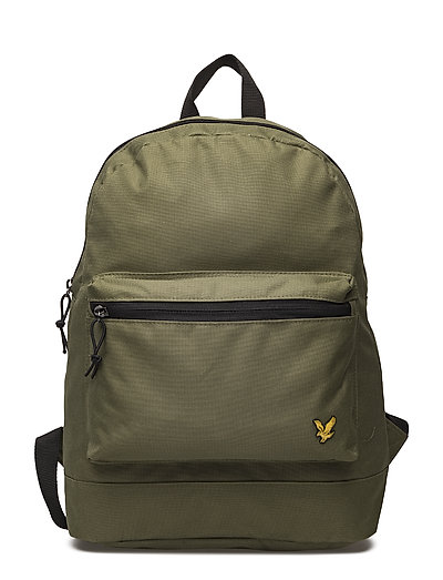Core Backpack - WOODLAND GREEN