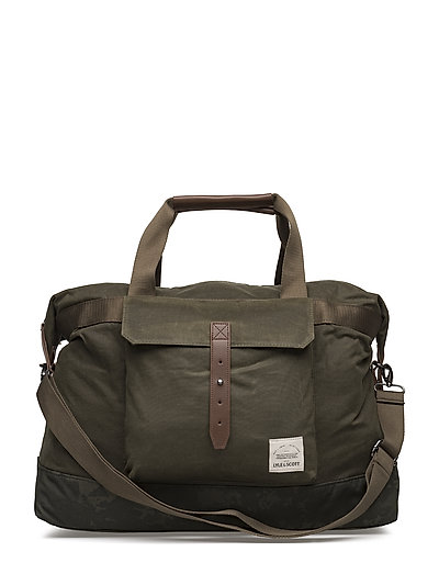 Weekender Bag Bags Weekend & Gym Bags Grün LYLE & SCOTT