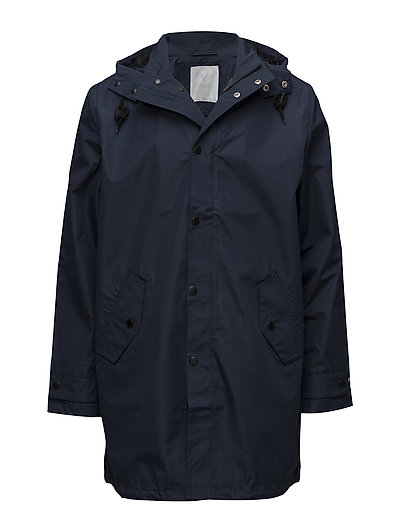 Lightweight Parka - NAVY