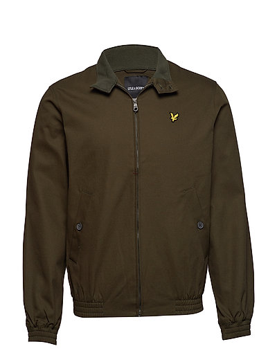 Harrington jacket - DARK SAGE