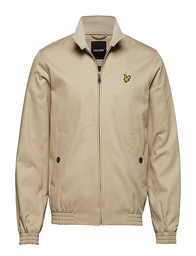 Harrington jacket - STONE
