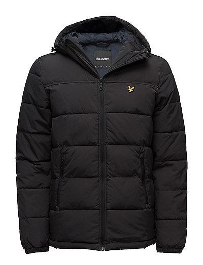 Wadded Jacket - TRUE BLACK