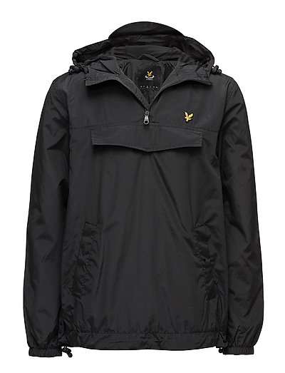 Overhead Jacket - TRUE BLACK
