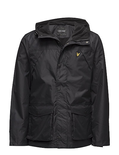 Micro Fleece Lined Jacket - TRUE BLACK