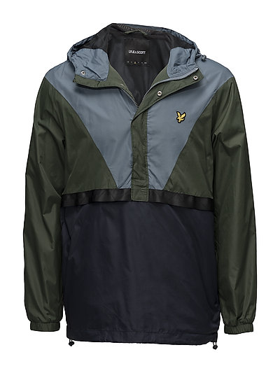 Showerproof Jacket - LEAF GREEN