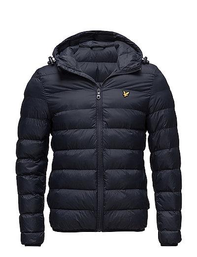 Lightweight Puffer Jacket - DARK NAVY