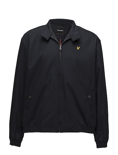 Harrington Jacket - NAVY JACKET