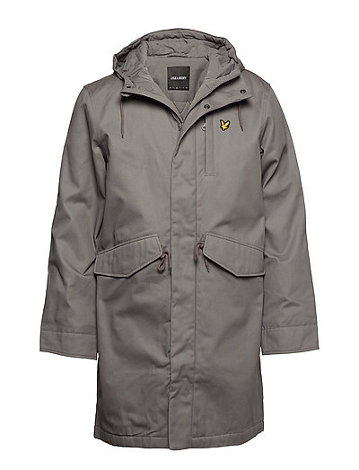 Wax Parka - URBAN GREY