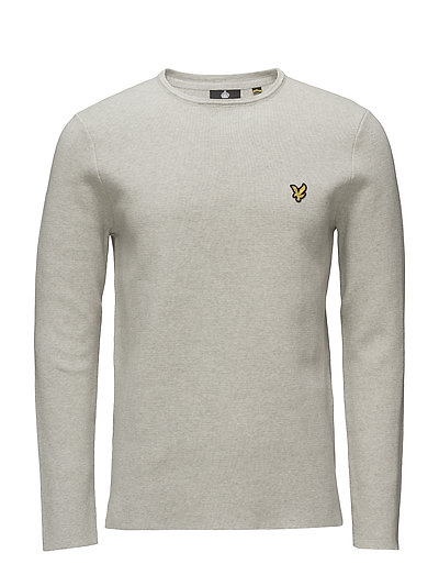 Milano Jumper - LIGHT GREY MARL