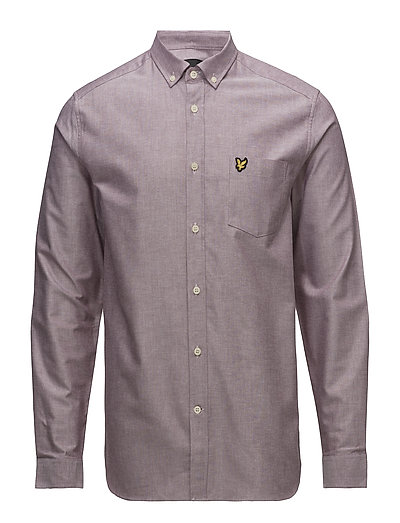 Oxford Shirt - CLARET JUG