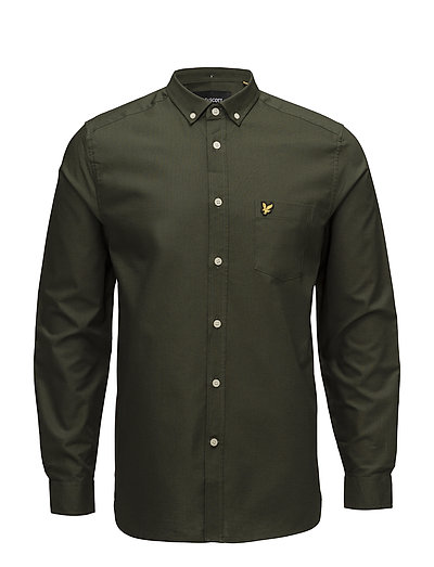 Oxford Shirt - LEAF GREEN