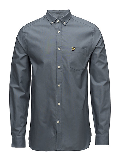 Oxford Shirt - MIST BLUE