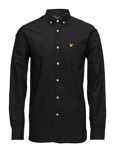 Oxford Shirt - TRUE BLACK