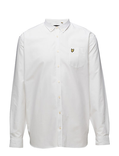 Oxford Shirt - WHITE