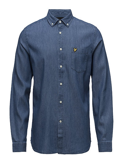 Denim Shirt - LIGHT INDIGO