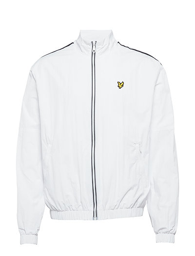 Taped Tracktop Sweat-shirt Pullover Weiß LYLE & SCOTT