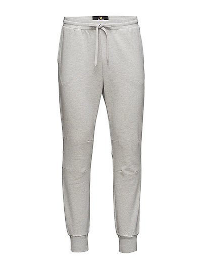 Slim Sweatpant - LIGHT GREY MARL