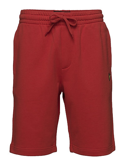 Sweat Short - TOMATO RED