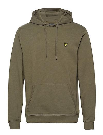 Pullover Hoodie Hoodie Pullover Grün LYLE & SCOTT