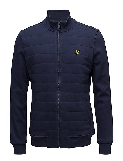 Wadded Funnel Neck - NAVY