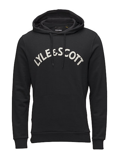 L&S Logo Sweatshirt - TRUE BLACK