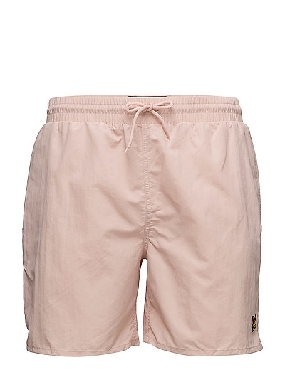 Plain Swim Short - DUSTY PINK