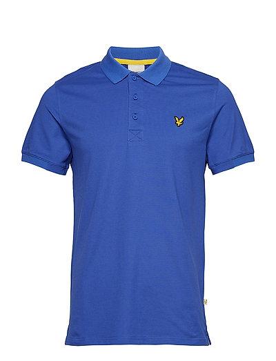Kelso  Tech Pique Polo Shirt - COBALT