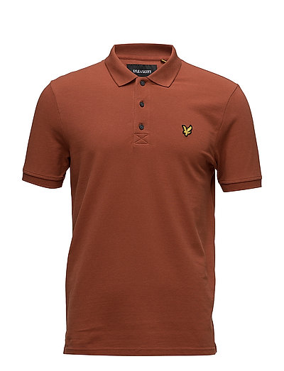 Polo Shirt - BROWN SPICE
