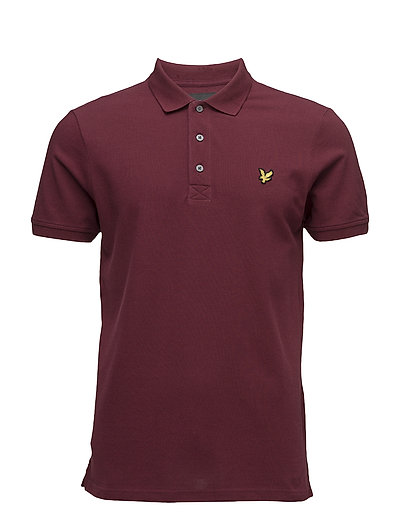 Polo Shirt - CLARET JUG