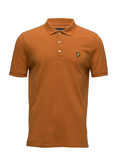 Polo Shirt - FIERY ORANGE