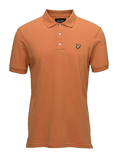 Polo Shirt - FOX ORANGE