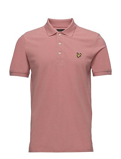 Polo Shirt - PINK SHAKE