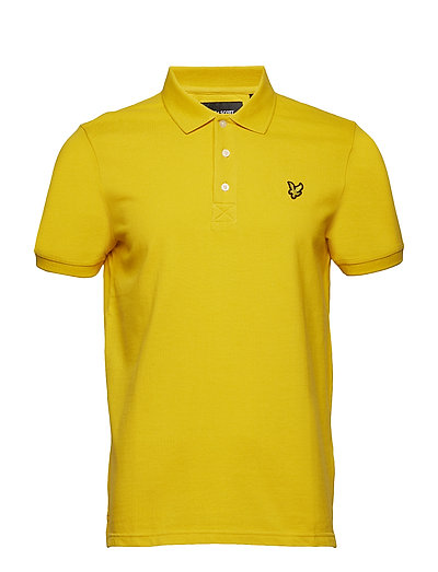 Polo Shirt - POLLEN YELLOW