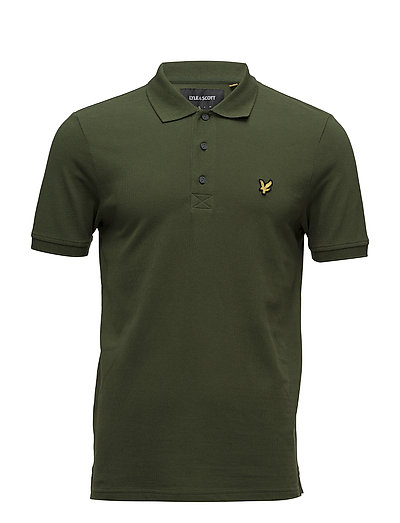 Polo Shirt - WOODLAND GREEN