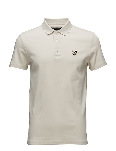 Soft Touch Polo Shirt - SEASHELL WHITE