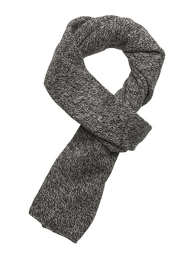Mouline Scarf - TRUE BLACK