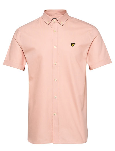 SS Oxford Shirt - DUSTY PINK