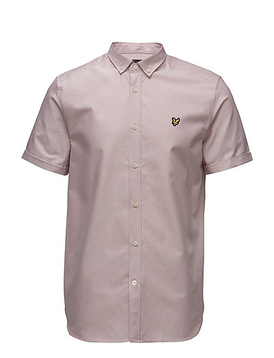 SS Oxford Shirt - PINK SHAKE