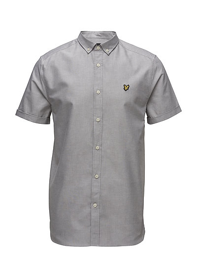 SS Oxford Shirt - URBAN GREY