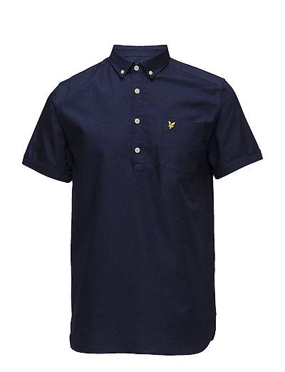Overhead Oxford Shirt - NAVY