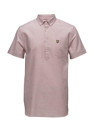 Overhead Oxford Shirt - PINK SHAKE