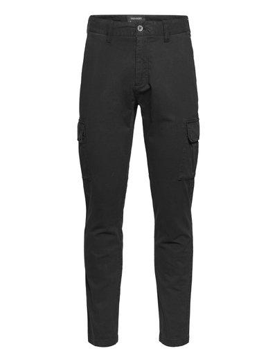 Cargo Trouser Trousers Cargo Pants Schwarz LYLE & SCOTT
