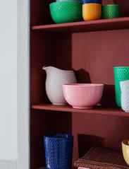 Lyngby Porcelæn - Rhombe Color Bowl - 100–200€ - rose - 1