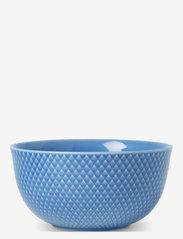 Lyngby Porcelæn - Rhombe Color Serving bowl - 100–200€ - blue - 1