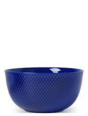 Rhombe Color Serving bowl - DARK BLUE