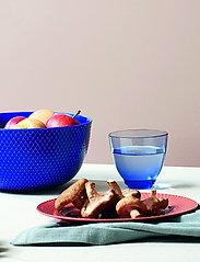 Lyngby Porcelæn - Rhombe Color Serving bowl - tarjoilukulhot - dark blue - 4